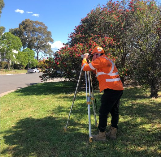 detailed site surveying