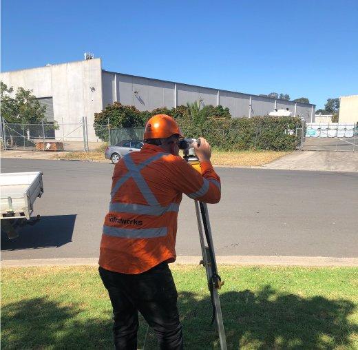 Infraworks surveyors