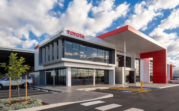 Toyota warehousing solutions