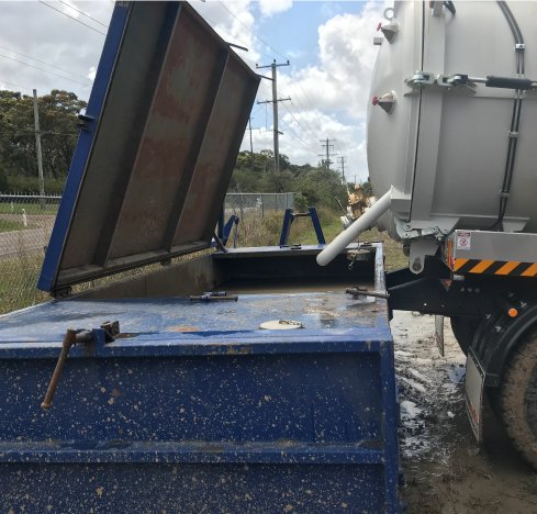 commercial waste disposal
